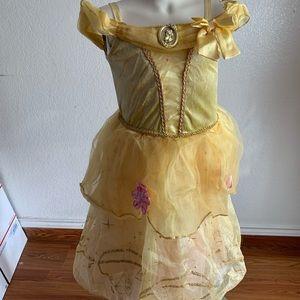 Belle costume for a girl Disney